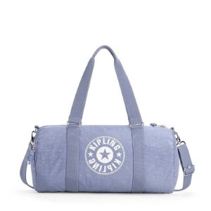 Bolsa Sacola Onalo Azul Timid Blue Kipling