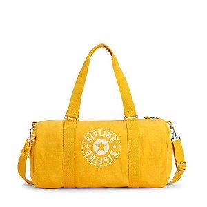 Bolsa Sacola Onalo Amarela Lively Yellow Kipling