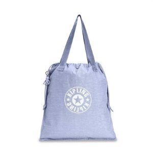 Bolsa de Ombro - New Hiphurray Azul - Timid Blue Kipling