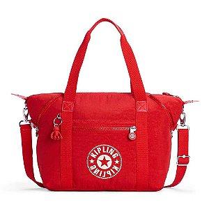 Bolsa de Mão Art Vermelho - Lively Red - Kipling