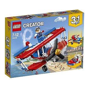 LEGO Creator - Modelo 3 em 1: Veículos de Acrobacias - Original Lego
