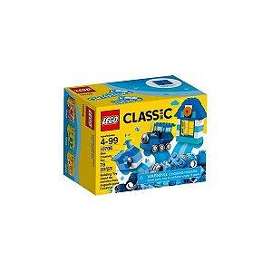 LEGO Classic - Caixa de Criatividade Azul - Original Lego
