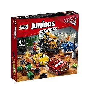 LEGO Juniors - Corrida em Circuito Fechado - Crazy 8 - Original Lego