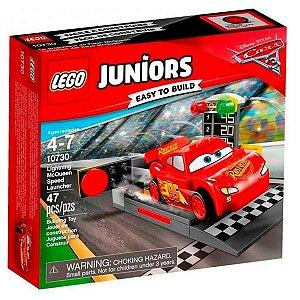 LEGO Juniors - Pista de Lançamento de Relâmpago McQueen - Original Lego