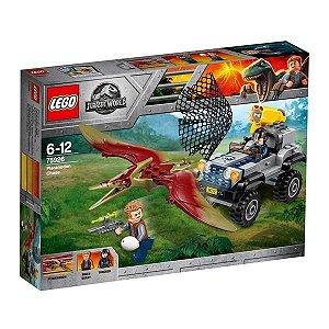 LEGO Jurassic World - A Perseguição ao Pteranodonte - Original Lego