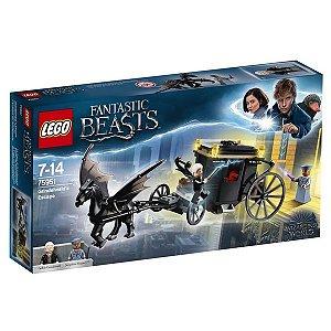LEGO Animais Fantásticos - A Fuga de Grindelwald - Original Lego