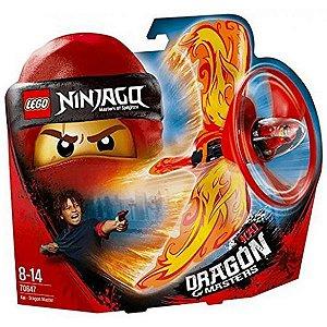 LEGO Ninjago - Kai: Mestre Dragão - Original Lego