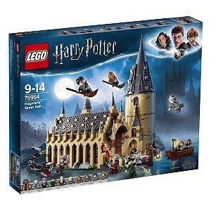 LEGO Harry Potter - O Grande Salão de Hogwarts - Original Lego