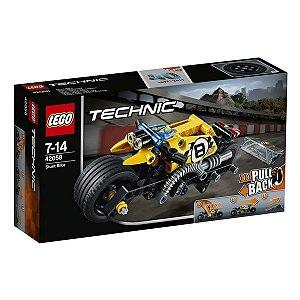 LEGO Technic - Moto para Acrobacias - Original Lego