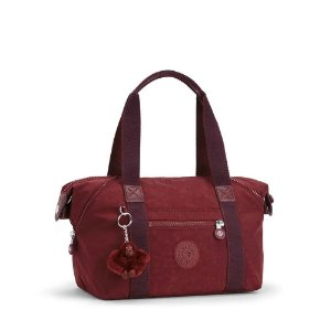 Bolsa Art Mini - Burnt Carmine C - Kipling