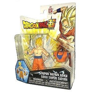 Figura de Animação - Dragn Ball Super - Goku Super Saiyan