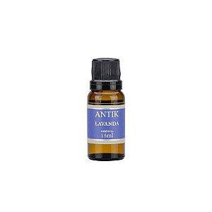 Oleo de Essencia Aromatica - 15ml - Lavanda - Antik