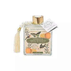 Difusor de Aromas - 175ml - Secret Garden Verbena e Limão Siciliano - Dani Fernandes