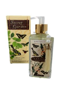 Sabonete Liquido - 250ml - Secret Garden Vanilla - Dani Fernandes