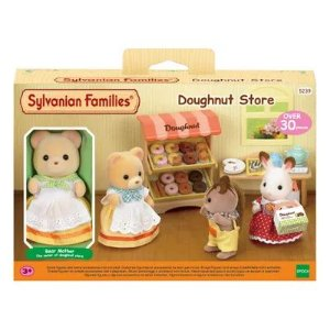 Sylvanian Families - Loja de Donuts