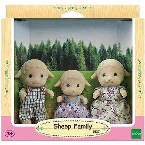 Sylvanian Families - Família de Ovelhas