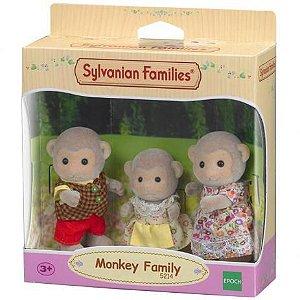 Sylvanian Families - Família dos Macacos