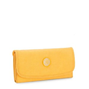 Carteira Money Land - Vivid Yellow - Kipling
