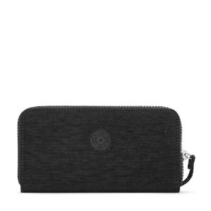 Carteira Alia - True Black - Kipling
