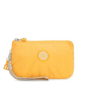 Necessaire Creativity XL - Vivid Yellow - Kipling