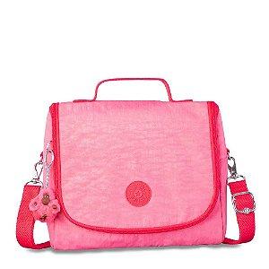 Lancheira Kichirou Flex - Fiesta Pink - Kipling