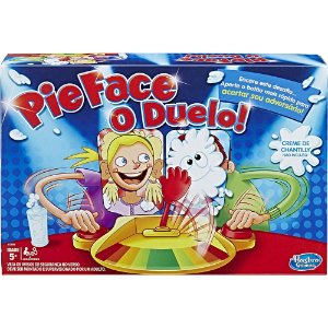 Jogo - Pie Face O Duelo! - Hasbro Gaming