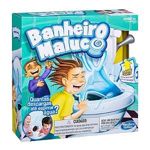 Jogo - Banheiro Maluco - Hasbro Gaming