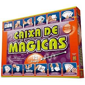 Jogo - Caixa de Magicas - Grow