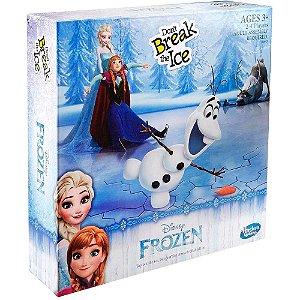 Jogo - Quebra Gelo Frozen - Hasbro