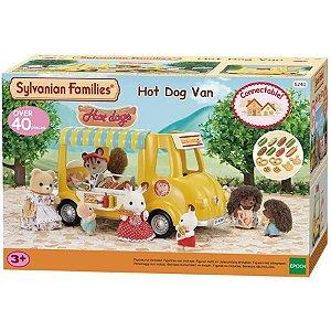 Sylvanian Families - Van de Cachorro Quente
