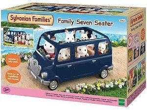 Sylvanian Families - Carro da Família Sete Lugares
