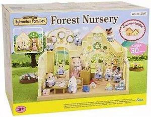 Sylvanian Families - Jardim da Infância da Floresta