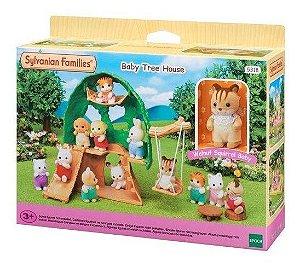 Sylvanian Families - Casa na Árvore do Bebê