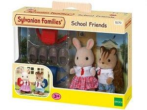 Sylvanian Families - Amigos da Escola