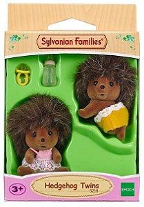 Sylvanian Families - Gêmeos Porco Espinho