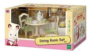 Sylvanian Families - Conjunto de Sala de Jantar