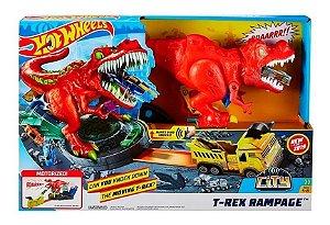 HotWheels - T-Rex Demoledor