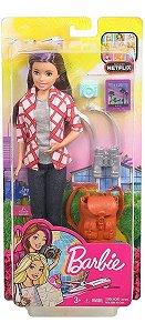 Barbie - Explorar e Descobrir Skipper