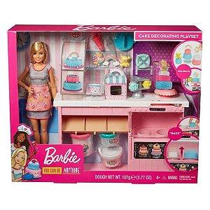 Barbie - Chef de Bolinhos