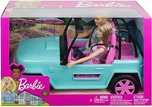 Barbie - Barbie e Ken Veiculo