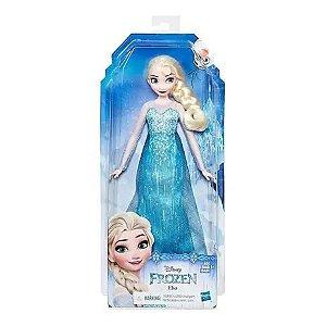 Frozen 1 - Boneca Elsa