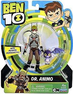 Ben 10 - Figuras de Ação Dr Animal