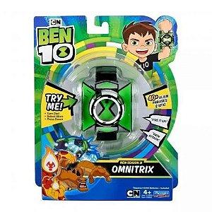 Ben 10 - Omnitrix Eletronico