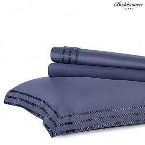 Jogo de Cama Queen - Leon Azul Noite - Buddemeyer Luxus