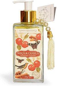 Sabonete Liquido - 250ml - Secret Garden Maça e Canela - Dani Fernandes