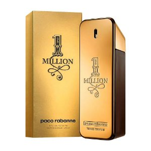 Perfume Masculino - One Million - Paco Rabanne Original