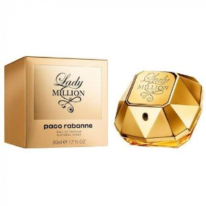 Perfume Feminino - Million Lady - Paco Rabanne Original