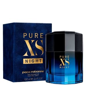 Perfume Masculino - Pure XS NIght - Paco Rabanne Original