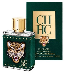Perfume Masculino - CHHC For Men CH Beasts - Carolina Herrera Original