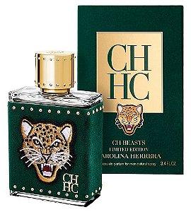 Perfume Masculino - CHHC For Men CH Beasts - Carolina Herrera Original